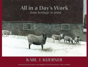 All in a Day's Work - Karl J.  Kuerner