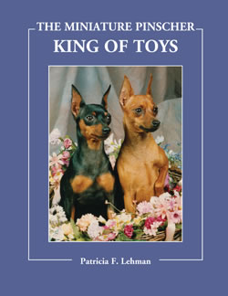The Miniature Pinscher - Patricia F. Lehman