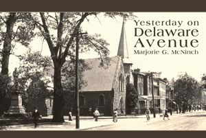 Yesterday on Delaware Avenue - Marjorie McNinch